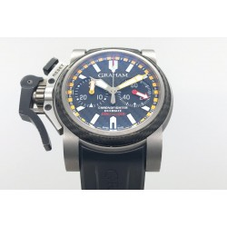 Graham Chronofighter Oversize 20VATCO-BO1A 48mm (w/o Crown)