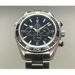 Omega Seamaster Planet Ocean Chrono 2210.50.00 45mm Box&Papers
