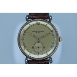 Vacheron Constantin Vintage 276991 35mm Gold Dial/18kt Manual Yr: 1935