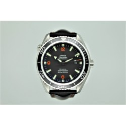 Omega Seamaster Planet Ocean 2900.51.82 46mm Black Dial/Box&Papers