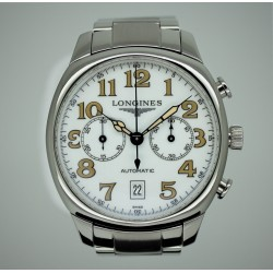 Longines Spirit 9083/651 41mm White Dial Automatic - Steel