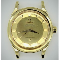 Omega Constellation 2852/2853 35mm Vintage Gold Dial Yr: 1958