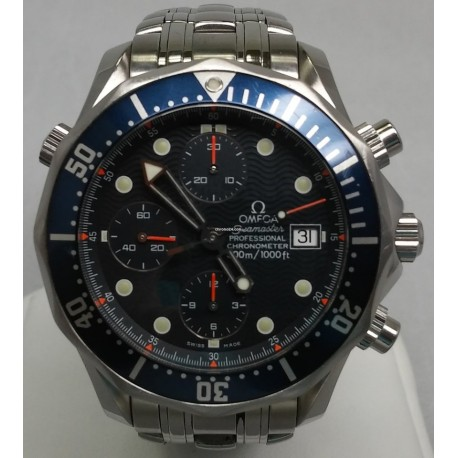 Omega SEAMASTER PROFESSIONAL CHRONOMETER 259980 ... 0423defff7