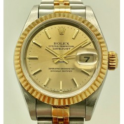 "Rolex Lady-Datejust ""Never Polished"""