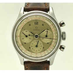 Omega 2451 Doctor's Chronograph Pulsation (Never Polished)