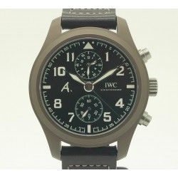 "IWC Pilot Chronograph ""The Last Flight"" Limited Antoine De Saint"
