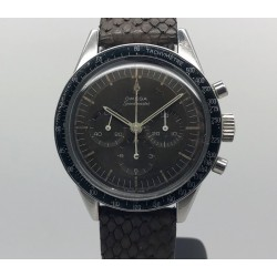"Omega Speedmaster 105.002-62 ""Tropical"" Aged Dial/Manual/ Yr: 1962"