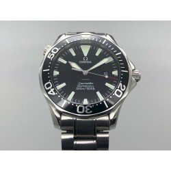 Omega Seamaster 196.1640 36mm Black Dial/Quartz