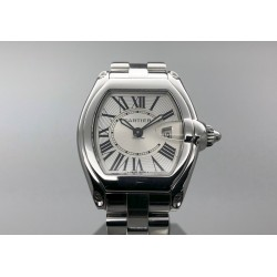 Cartier Roadster 2675 31mm White Dial / Quartz- Yr: 2000